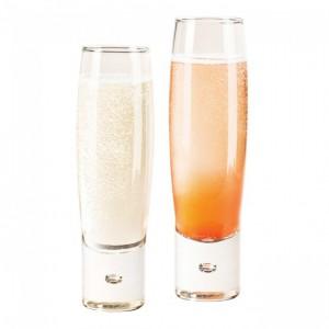 Durobor - Bubble 6db pezsgőspohár