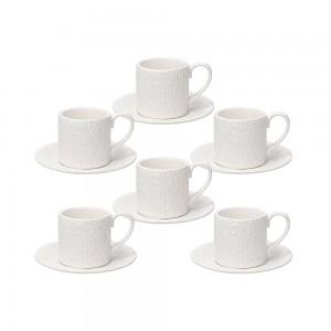 Tognana - Copenaghen kávéskészlet eszpresszó 6 személyes