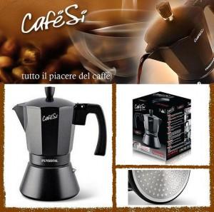 Pensofal - CafféSí kotyogó kávéfőző 3 személyes