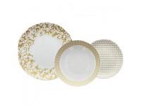 Tognana - Melissa 18 részes porcelán étkészlet