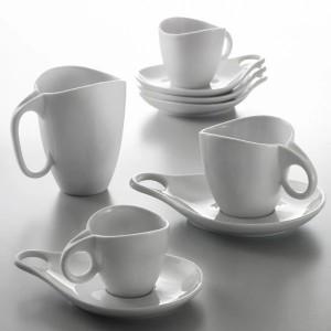 Bugatti - Milla porcelán kávéskészletek 14 részes