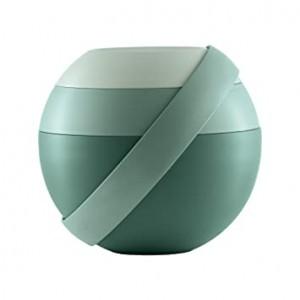 Guzzini - Zero design ételhordó zöld