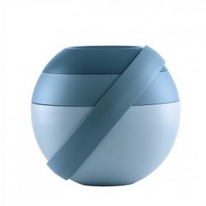 Guzzini - Zero design ételhordó kék