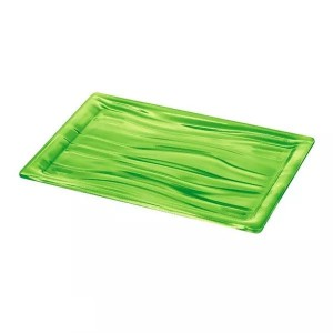 Guzzini - M Acqua tálca zöld