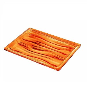 Guzzini - M Acqua tálca narancs színű