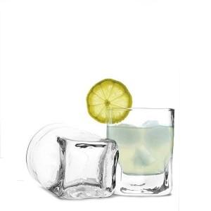 Durobor - Quartz 6db üdítős/whiskypohár 25cl