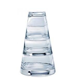 Durobor - Vertigo 4 részes  tálaló piramis