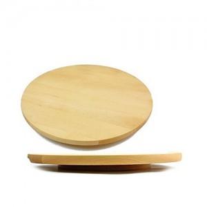 Bambusz - Lazy Susan forgó tálaló 33,5cm