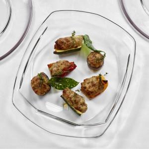 ViDiVi - Chef'n'Table hőálló üvegedény+tető 2,9l