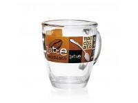 Cerve - Julius latte üvegbögre 380ml